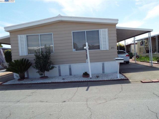 1150 W Winton #233, Hayward, CA 94545 (#BE40832243) :: The Warfel Gardin Group
