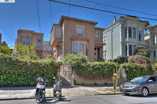 658 Shotwell St, San Francisco, CA 94110 (#BE40832373) :: Brett Jennings Real Estate Experts