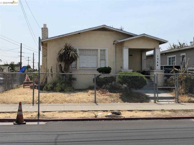 1744 Seminary Ave, Oakland, CA 94621 (#EB40832404) :: Brett Jennings Real Estate Experts