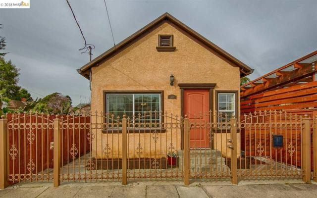 247 2Nd St, Richmond, CA 94801 (#EB40832409) :: The Warfel Gardin Group