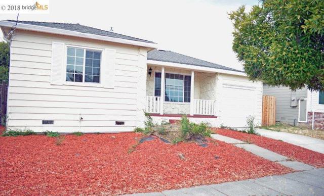 1418 Carlson Blvd, Richmond, CA 94804 (#EB40832447) :: Julie Davis Sells Homes
