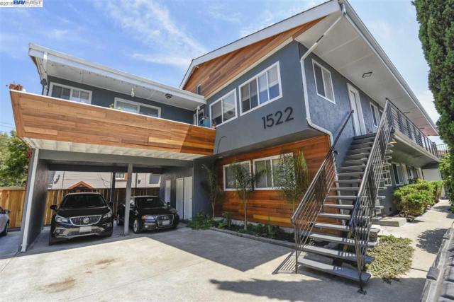 1522 Woolsey St, Berkeley, CA 94703 (#BE40832564) :: The Warfel Gardin Group