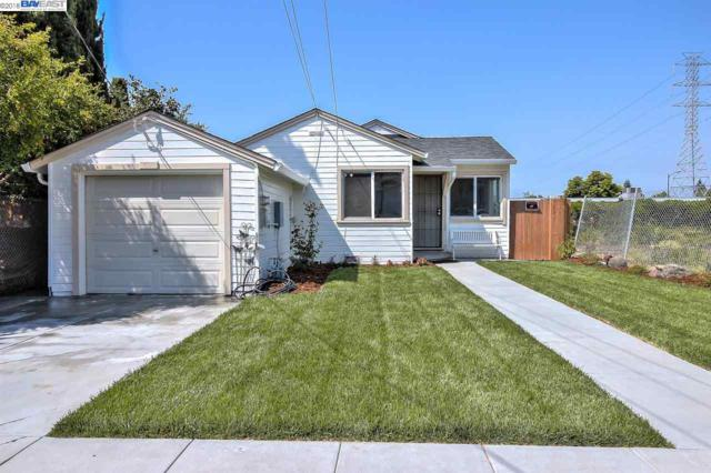 25123 Belmont Ave, Hayward, CA 94542 (#BE40832572) :: The Kulda Real Estate Group