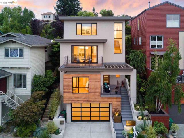 183 Alta Rd, Oakland, CA 94618 (#EB40832697) :: Strock Real Estate