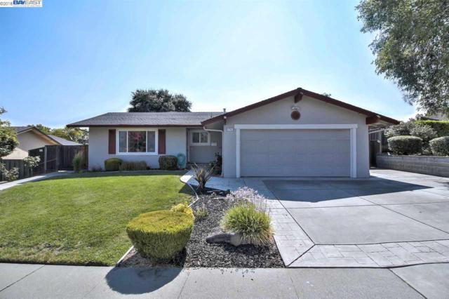 5700 San Luis Ct, Pleasanton, CA 94566 (#BE40832833) :: Intero Real Estate