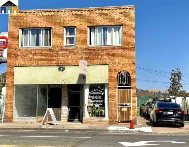 2826 Havenscourt Blvd, Oakland, CA 94605 (#MR40832838) :: The Warfel Gardin Group