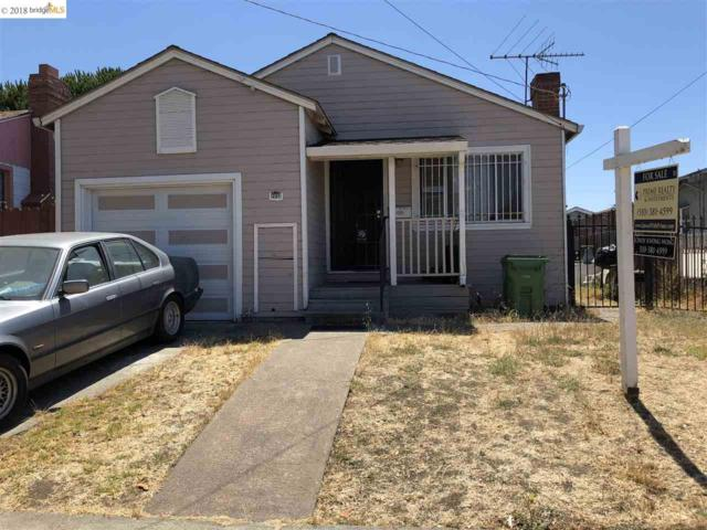 2032 85Th Ave, Oakland, CA 94621 (#EB40832957) :: Brett Jennings Real Estate Experts
