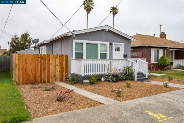 2616 Esmond Ave, Richmond, CA 94804 (#CC40832963) :: The Warfel Gardin Group