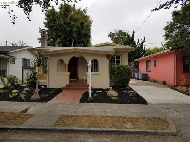 1432 Blake St, Berkeley, CA 94702 (#EB40833063) :: The Warfel Gardin Group