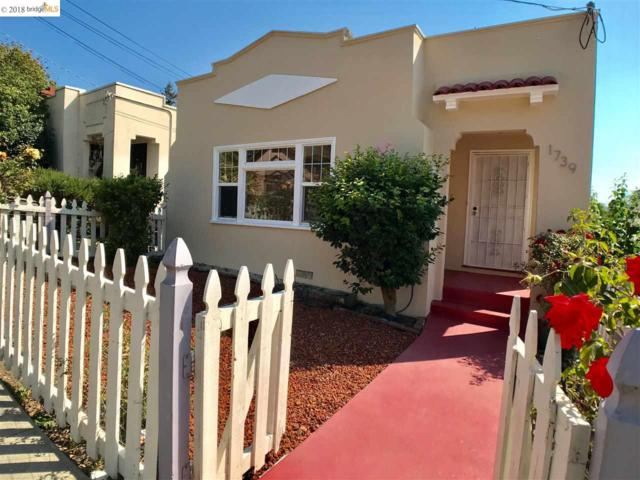 1739 E 23Rd St, Oakland, CA 94606 (#EB40833079) :: Perisson Real Estate, Inc.