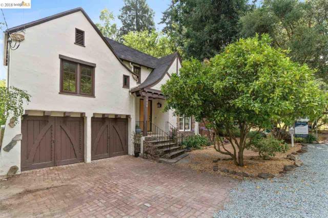 120 Glenwood Glade, Oakland, CA 94611 (#EB40833110) :: The Warfel Gardin Group