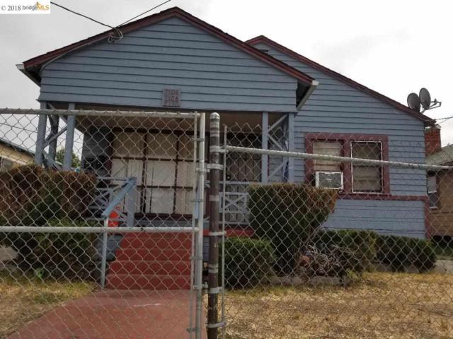 7106 Lockwood St, Oakland, CA 94621 (#EB40833196) :: Brett Jennings Real Estate Experts