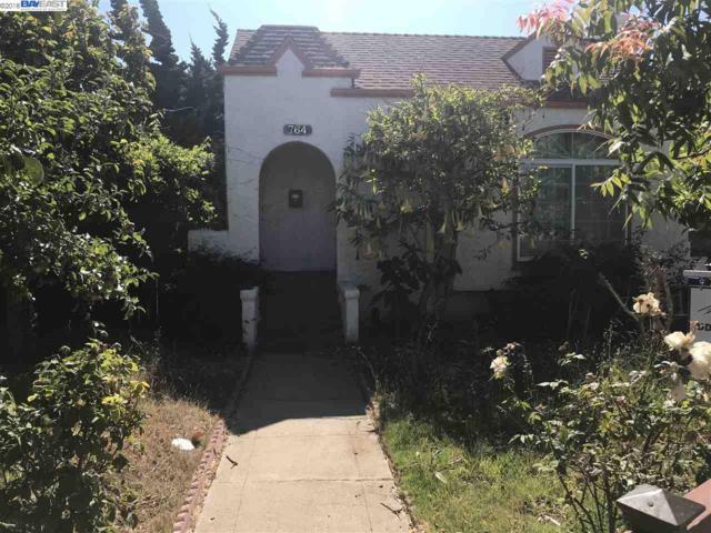 764 Wilson Ave, Richmond, CA 94805 (#BE40833225) :: The Warfel Gardin Group