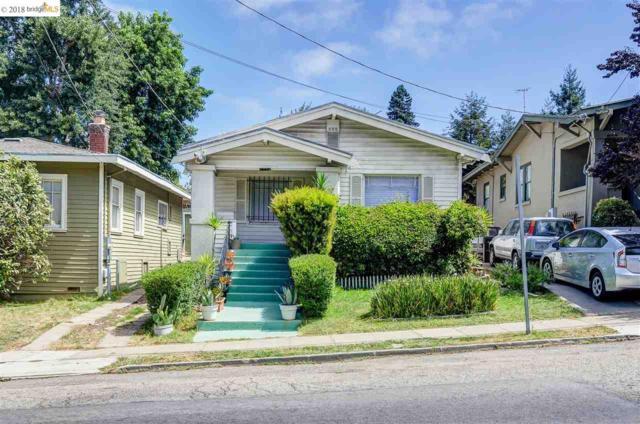 2824 Montana St, Oakland, CA 94602 (#EB40833257) :: Brett Jennings Real Estate Experts