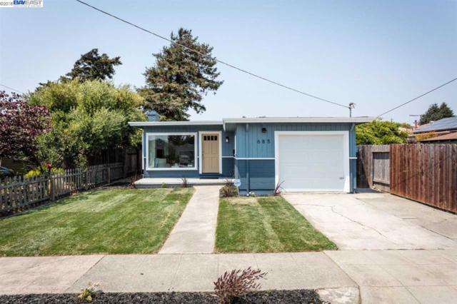 685 33Rd St, Richmond, CA 94804 (#BE40833351) :: The Warfel Gardin Group