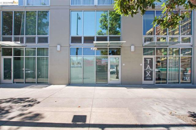 311 Oak St, Oakland, CA 94607 (#EB40833359) :: The Kulda Real Estate Group