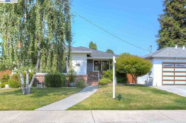 19541 Vaughn Ave, Castro Valley, CA 94546 (#BE40833403) :: The Warfel Gardin Group