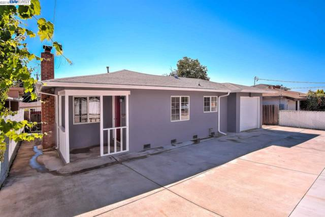 23835 Maud Ave, Hayward, CA 94541 (#BE40833436) :: Brett Jennings Real Estate Experts