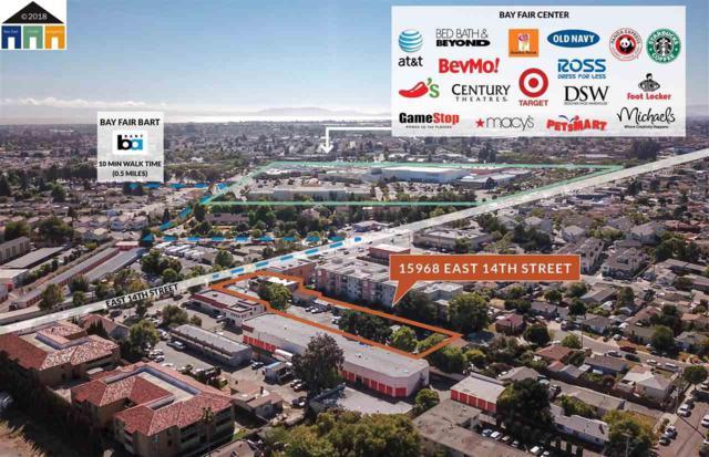 15968 E 14th Street, San Leandro, CA 94578 (#MR40833441) :: The Kulda Real Estate Group