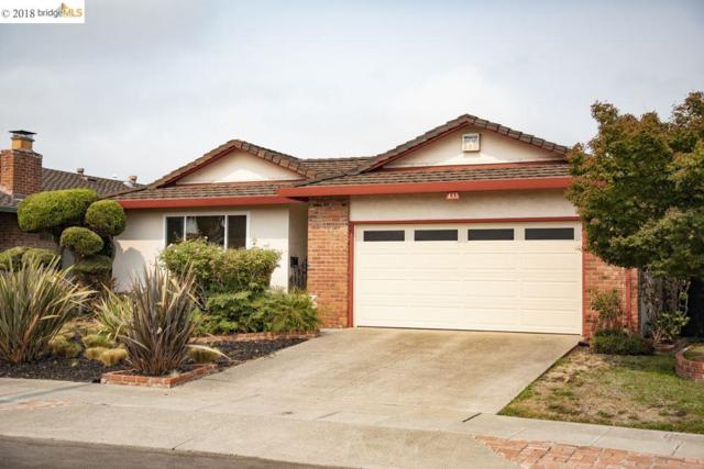 433 Camden Rd, Alameda, CA 94501 (#EB40833463) :: The Warfel Gardin Group