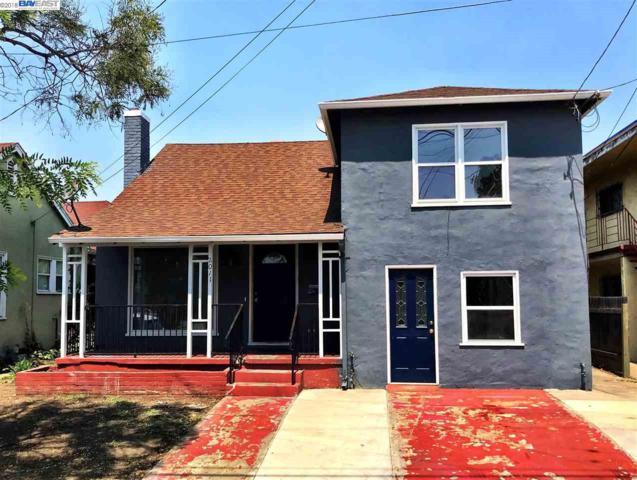 2011 82nd Ave, Oakland, CA 94621 (#BE40833480) :: The Warfel Gardin Group