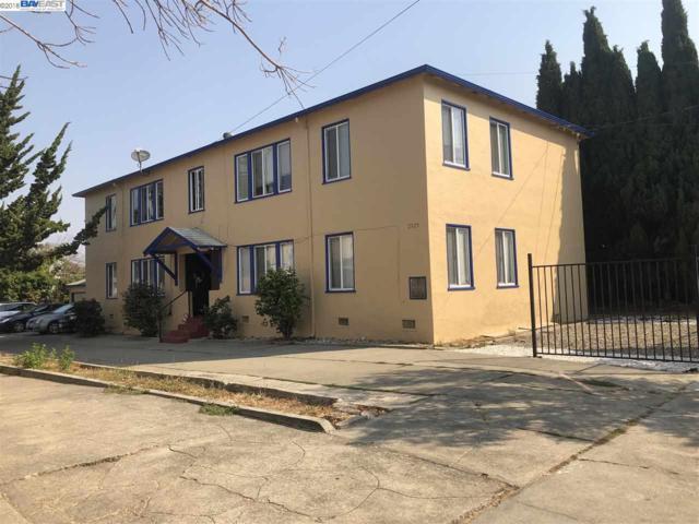 2925 35Th Ave, Oakland, CA 94619 (#BE40833560) :: Brett Jennings Real Estate Experts