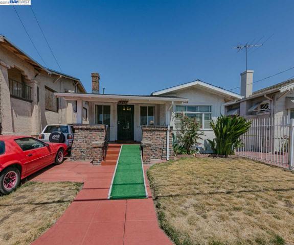 1717 64Th Ave, Oakland, CA 94621 (#BE40833587) :: Brett Jennings Real Estate Experts