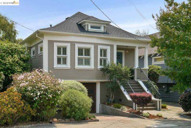 5334 Miles Ave, Oakland, CA 94618 (#EB40833615) :: The Warfel Gardin Group