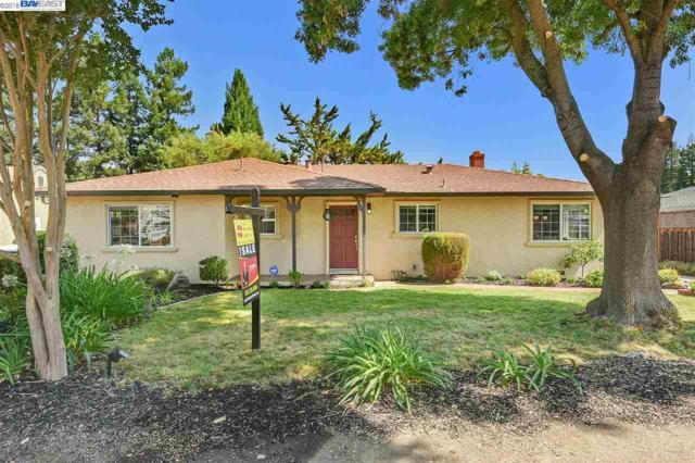 3527 Vine St, Pleasanton, CA 94566 (#BE40833624) :: The Warfel Gardin Group