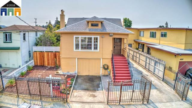 2824 Abbey St, Oakland, CA 94619 (#MR40833668) :: The Kulda Real Estate Group
