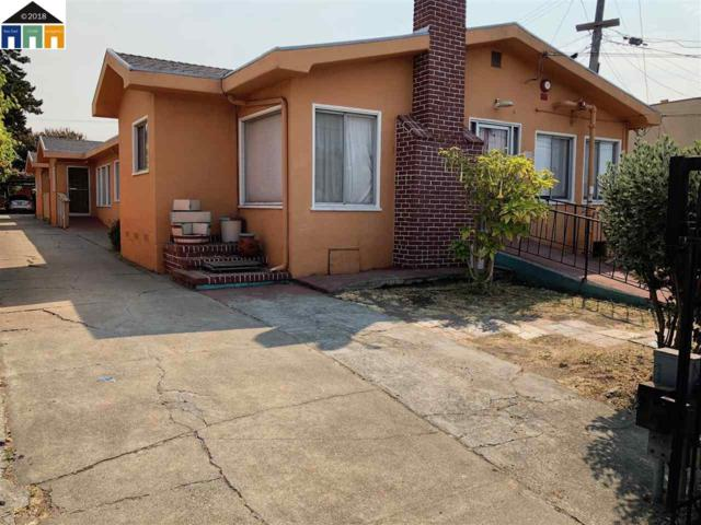 6112 Hilton St, Oakland, CA 94605 (#MR40833775) :: Intero Real Estate
