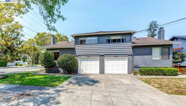 1401 Versailles Ave, Alameda, CA 94501 (#BE40833799) :: Brett Jennings Real Estate Experts
