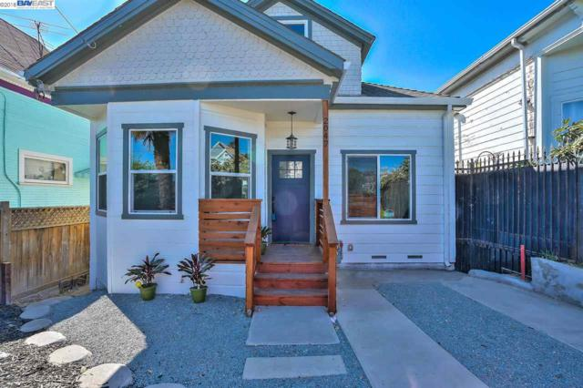 2047 22Nd Ave, Oakland, CA 94606 (#BE40833801) :: Brett Jennings Real Estate Experts