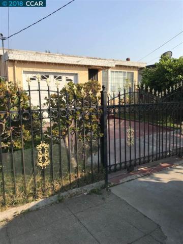 1244 61st Ave, Oakland, CA 94621 (#CC40833966) :: Brett Jennings Real Estate Experts