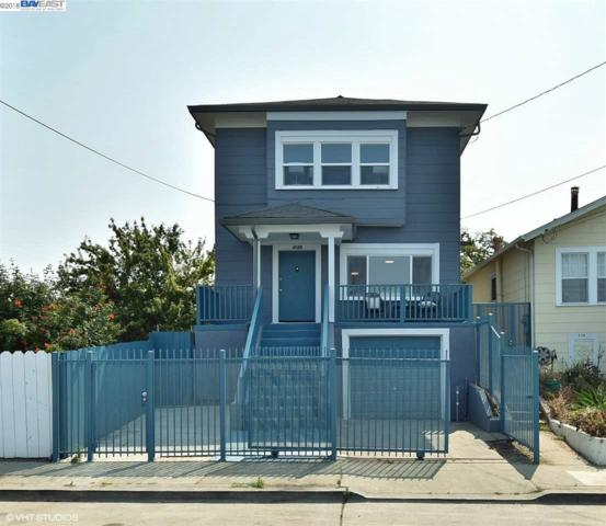 4128 Market St, Oakland, CA 94608 (#BE40833987) :: The Kulda Real Estate Group
