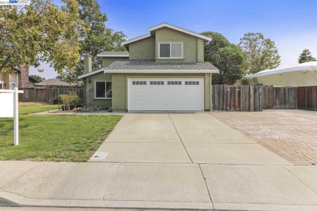 4911 Capriconus Ave, Livermore, CA 94551 (#BE40834008) :: Strock Real Estate