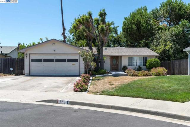 2931 Azelia Court, Union City, CA 94587 (#BE40834081) :: Brett Jennings Real Estate Experts