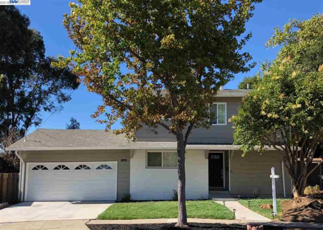 1142 Tamalpais Pl, Hayward, CA 94542 (#BE40834096) :: The Kulda Real Estate Group