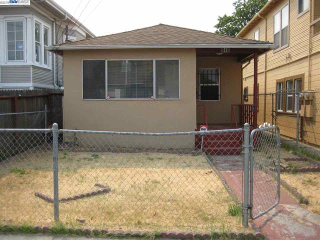 940 72nd Ave, Oakland, CA 94621 (#BE40834159) :: The Warfel Gardin Group