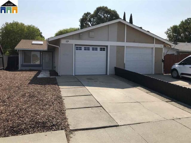 17 Lou Ann Place, Pittsburg, CA 94565 (#MR40834160) :: Brett Jennings Real Estate Experts