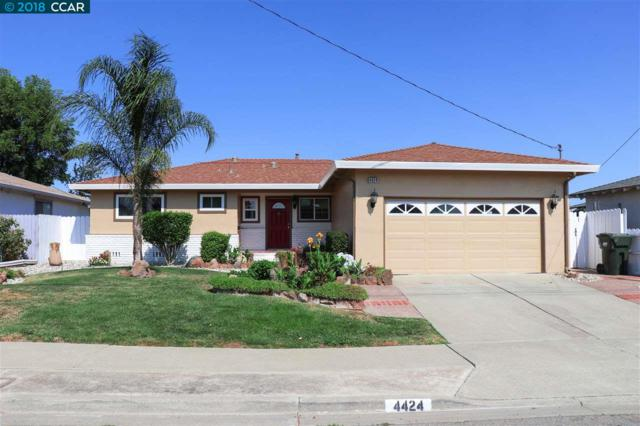 4424 Belle Dr, Antioch, CA 94509 (#CC40834298) :: The Warfel Gardin Group