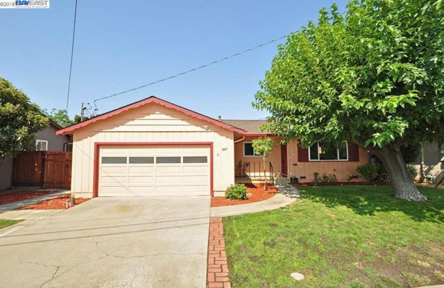 887 Jefferson Ave, Livermore, CA 94550 (#BE40834321) :: The Goss Real Estate Group, Keller Williams Bay Area Estates