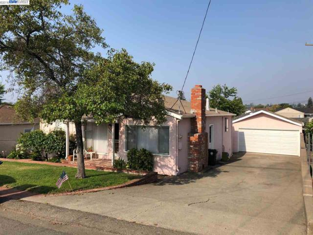 18953 Patton Dr, Castro Valley, CA 94546 (#BE40834331) :: The Warfel Gardin Group