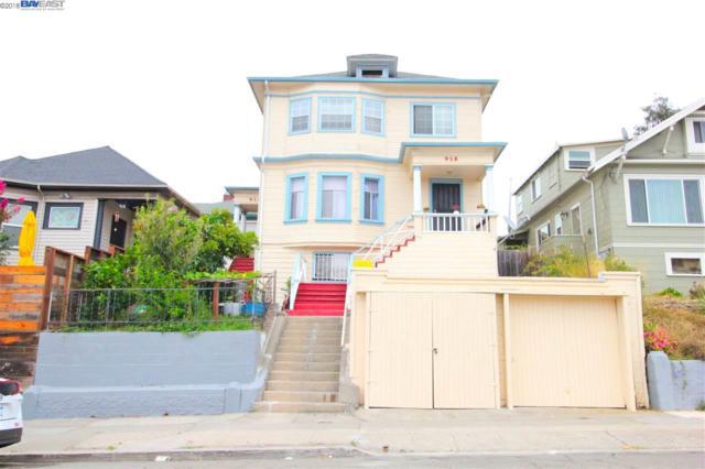 914 E 18Th St, Oakland, CA 94606 (#BE40834385) :: The Warfel Gardin Group