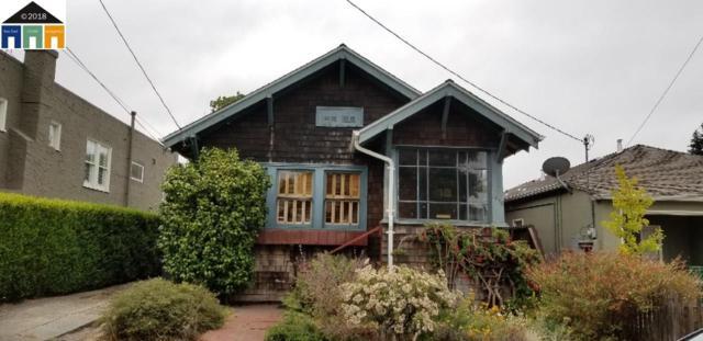 1458 Bancroft Way, Berkeley, CA 94702 (#MR40834551) :: The Kulda Real Estate Group