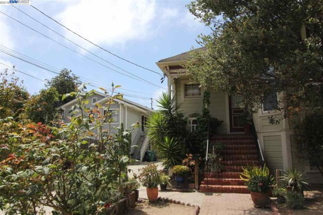 462 Buena Vista Ave, Alameda, CA 94501 (#BE40834596) :: The Kulda Real Estate Group