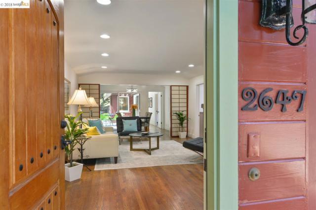 2647 Monterey Blvd, Oakland, CA 94602 (#EB40834606) :: The Goss Real Estate Group, Keller Williams Bay Area Estates