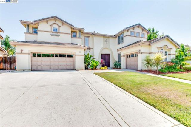 2401 Brandon Miles Way, Brentwood, CA 94513 (#BE40834623) :: The Gilmartin Group