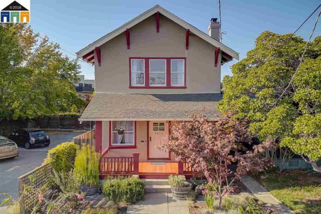 2413 Prince St, Berkeley, CA 94705 (#MR40834637) :: Intero Real Estate