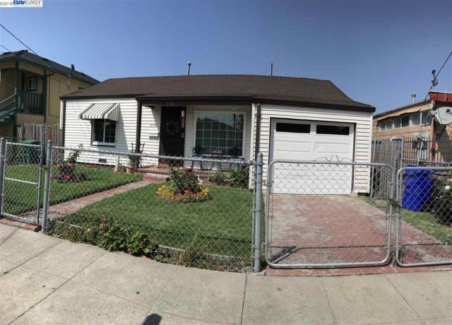 345 S 15Th St, Richmond, CA 94804 (#BE40834706) :: The Gilmartin Group
